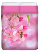 Apple Blossom 2 Duvet Cover