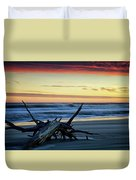 Approaching Tide Duvet Cover