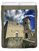 Aquino Chiesa Duvet Cover