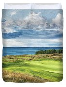 Arcadia Bluffs Duvet Cover