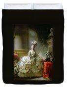 Archduchess Marie Antoinette  Duvet Cover