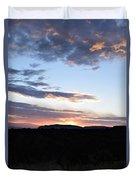 Arizona Portrait  Duvet Cover