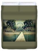 Arnolds Park Duvet Cover