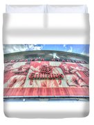 Arsenal Fc Stadium London Duvet Cover