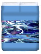 Art Upon The Water Duvet Cover