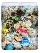 Artificial Aquarium  Duvet Cover