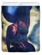Afrocelestial Duvet Cover