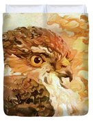 Prince Of The Skies Duvet Cover