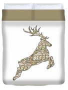 Reindeer - Holiday - North Pole Duvet Cover