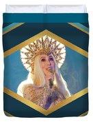 Queen Cher Duvet Cover