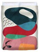 Positive Colors 8 Duvet Cover