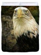 Winter Eagle Duvet Cover