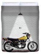 Kawasaki Z1 Duvet Cover