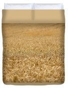 A Field Of Wheat Duvet Cover
