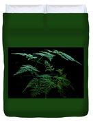 Asparagus Fern Duvet Cover