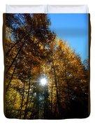 Aspens Sunlight 2 Duvet Cover