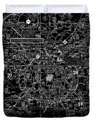 Atlanta Sectional Duvet Cover