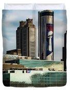 Atlanta Skyline 3 Duvet Cover