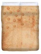 Atlantic Codex - Codex Atlanticus, F 33 Recto Duvet Cover