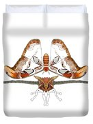 Atlas Moth2 Duvet Cover