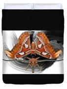 Atlas Moth8 Duvet Cover