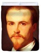 Autoportrait Duvet Cover