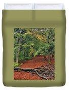 Autumn Blanket Duvet Cover