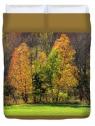 Autumn Colour In Southern Ontario Duvet Cover