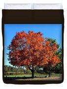 Autumnal Beauty Duvet Cover