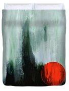 Bad Moon Arising  Duvet Cover