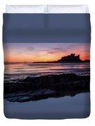Bamburgh Castle Bam0031 Duvet Cover