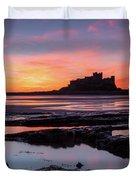 Bamburgh Castle Bam0032 Duvet Cover