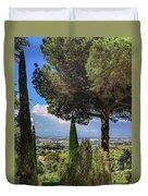 Barberini View Duvet Cover