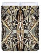Bark Laces Duvet Cover
