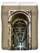 Basilica Papale Di San Paolo Fuori Le Mura Duvet Cover