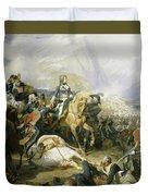 Bataille De Rivoli, 1797 Duvet Cover