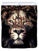 Beauty's Beast Duvet Cover