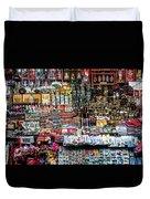 Beijing Souvenirs Duvet Cover