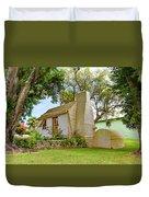 Bermuda Botanical Gardens Duvet Cover