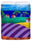 Best Of Two Worlds Duvet Cover