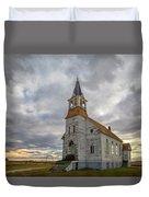 Bethel Lutheran Church II Duvet Cover