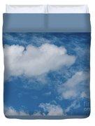 Big Sky, Little Bird Duvet Cover
