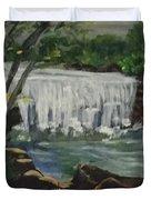 Big Waterfall Duvet Cover