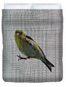 Bird Watching Reversed Duvet Cover