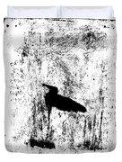 Black Ivory Actual 1b23z Duvet Cover