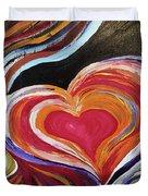 Black Love Is . . . Duvet Cover