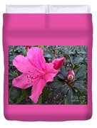 Bloom And Bud Duvet Cover