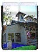 Boathouse Duvet Cover