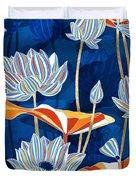 Bold Botanical Duvet Cover