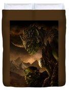 Bolg The Goblin King Duvet Cover